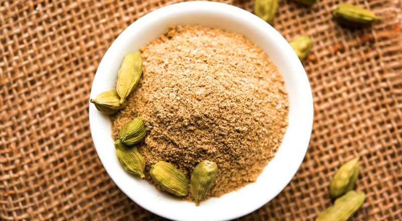 Cardamomo Verde Nero Ceylon Uso Proprieta Digestiva