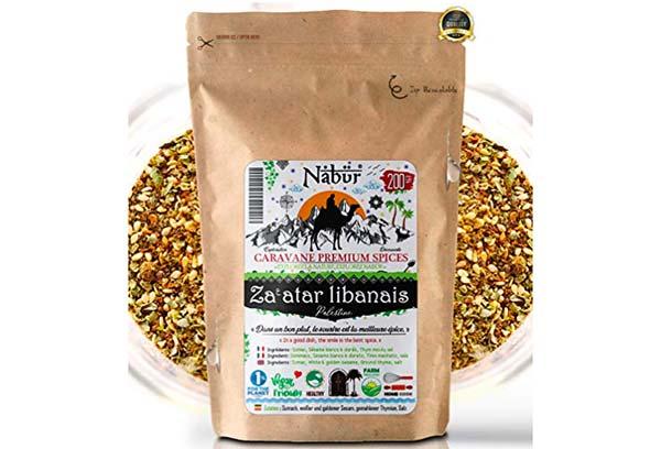 Zaatar Ricette Consigli Uso Mix Spezie Mediorientale